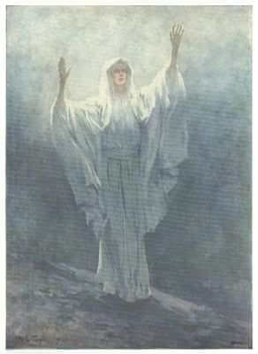 The Prophet Isaiah Painted by W. L. Taylor