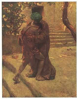 The Prodigal Son Painted by Herbert Moore
